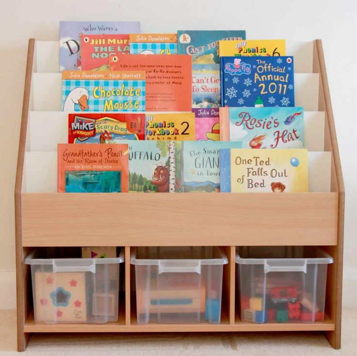 Toddler Book Storage Ideas: 17 Best Images About Storage Ideas On Pinterest