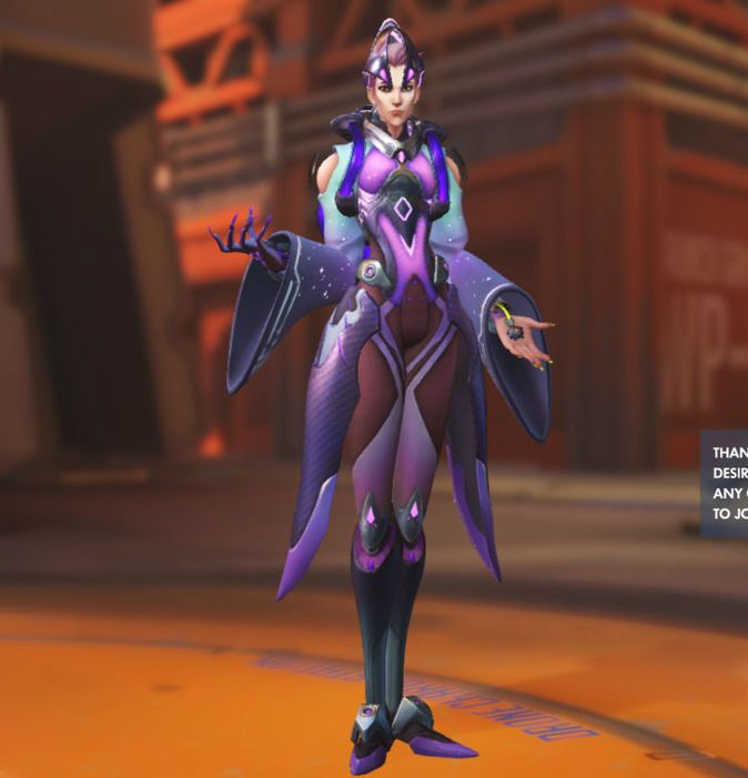 OVERWATCH fans are waiting for the release of new hero Moira, who is expected to launch before the free weekend.