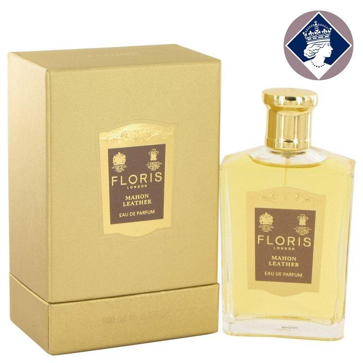 Floris London Mahon Leather 100ml Eau De Parfum EDP Unisex Perfume Fragrance NEW