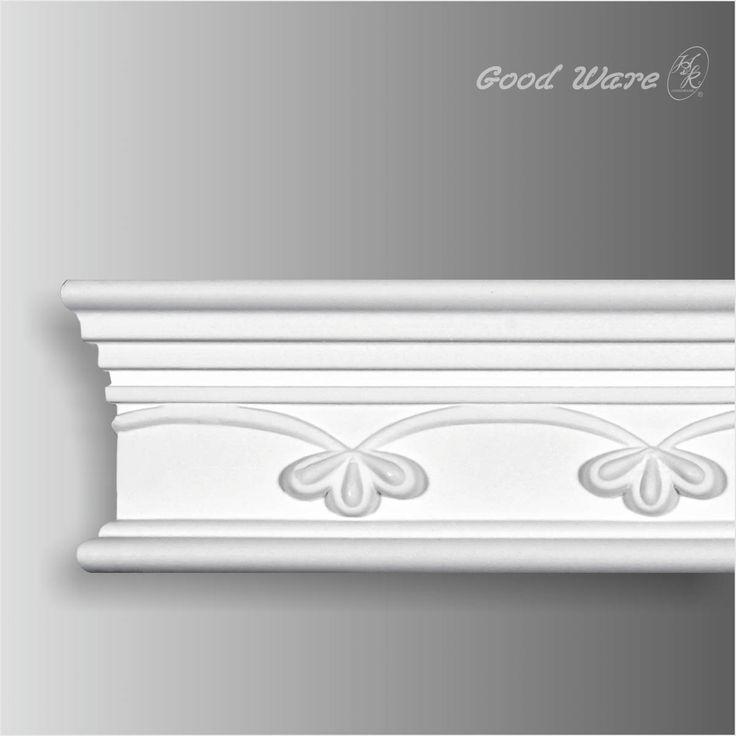 GP-04861 Polyurethane decorative mouldings for walls