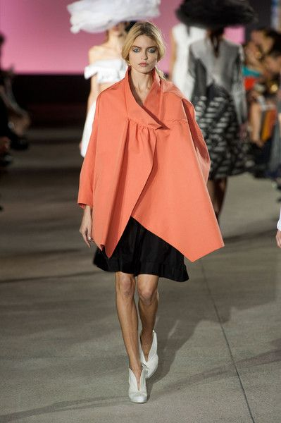 John Galliano At Paris Fashion Week Spring 2013