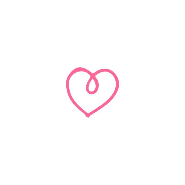 Heart Doodles - Fonts.com ❤ liked on Polyvore