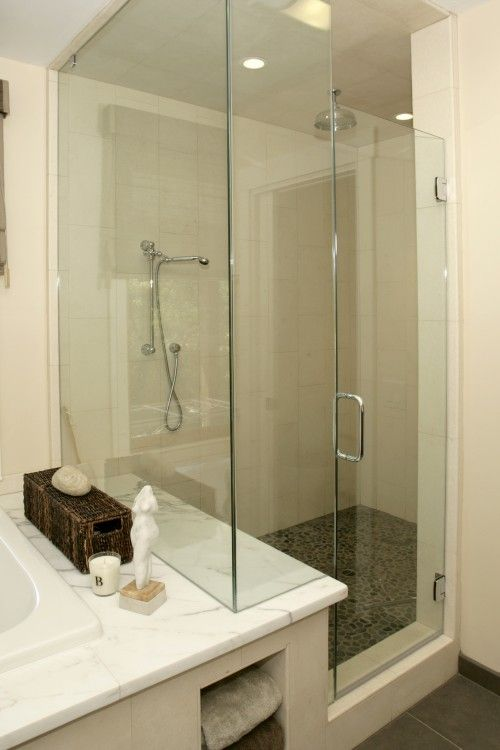 Contemporary Bathroom Showers 251 best bathroom transitional designs images on pinterest