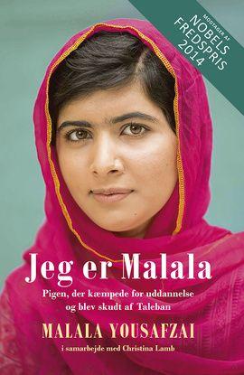 Tirsdag den 9. oktober 2012 trængte Taliban op i en skolebus og skød den 15-årige pakistanske pige Malala Yousafzai på klods hold. Hun overlevede det brutale attentat, og hendes historie gav genlyd over hele verden. Nu fortæller Malala for første gang sin bemærkelsesværdige historie. Jeg er Malala er en inspirerende og gribende historie om en piges modige kamp og beslutning om ikke at lade sig intimidere af ekstremister.
