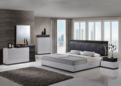 The Gianna #BedroomSet Is Perfect For Anyone Looking For A Modern  Contemporary Bedroom Set.