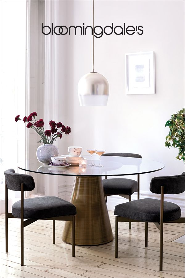 Bring Sleek Sculptural Eal To The Table With