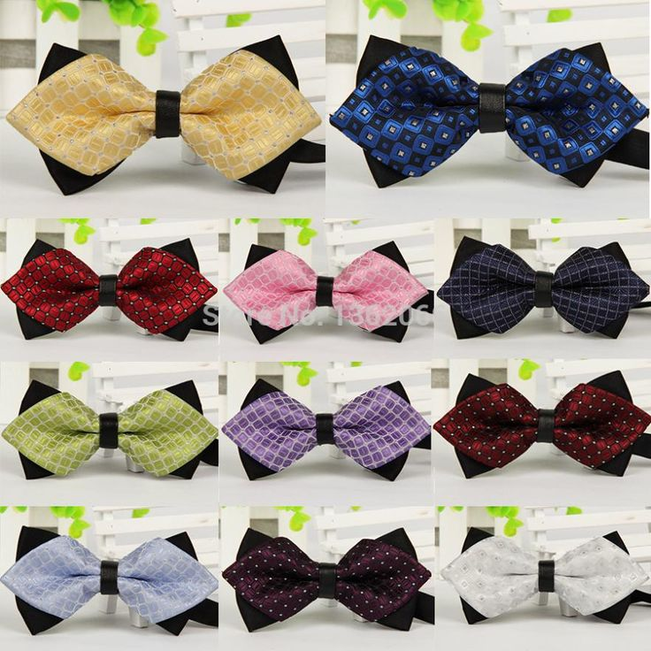 Find More Ties Information about 2015 Fashion Simple Men's Suit Bow Tie For Groom Wedding  Party Men Formal Wear Business Cravat Bow tie Clothing Accessories,High Quality bow hair tie,China bow tie suppliers Suppliers, Cheap bow tie collar from Women/Men/Baby Stylish on Aliexpress.com