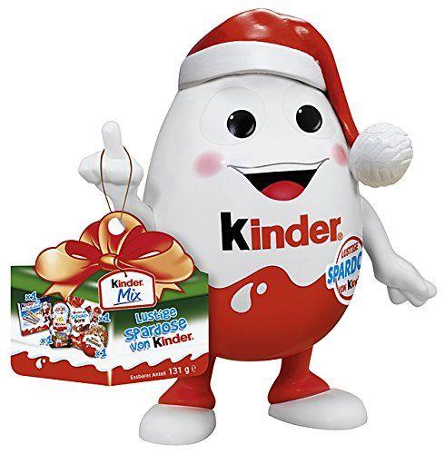 Calendario Avvento Kinder Prezzo.Babbo Natale Kinder Al Prezzo Migliore Una Casa Migliore