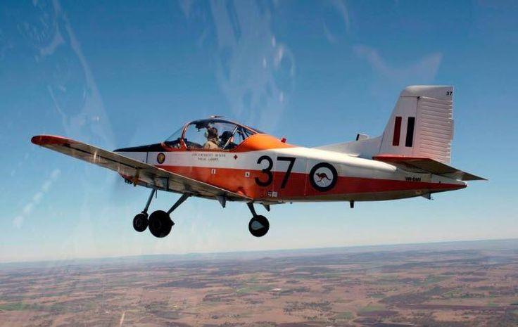 """RAAF CT4/A """"Plastic Parrot"""""""