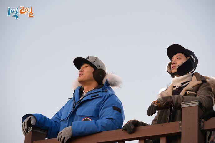 Combo! Cha Tae Hyun and Jung Joon Young