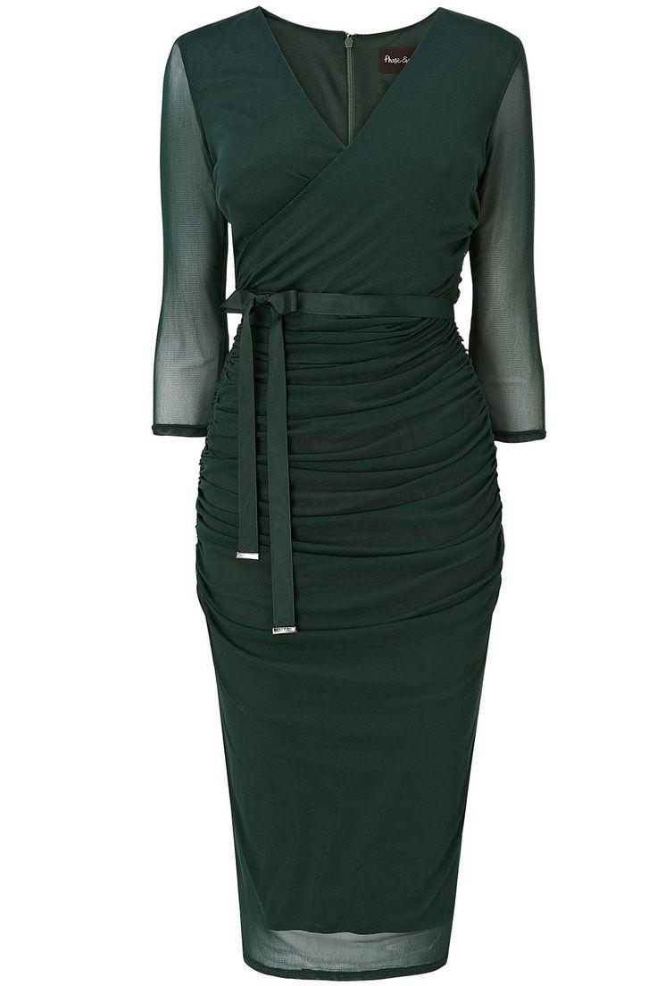 Phase Eight Emmy Mesh Dress - The Brand Store on EziBuy Australia