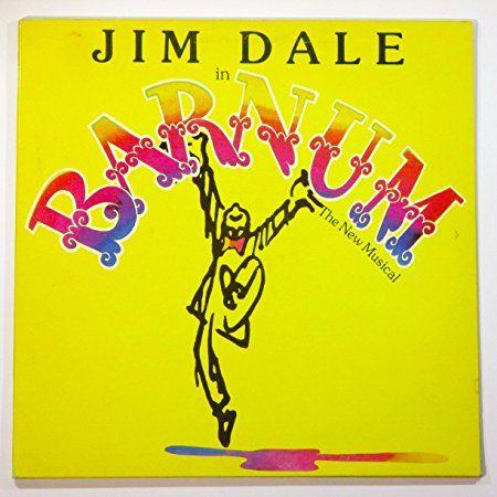Jim Dale in Barnum
