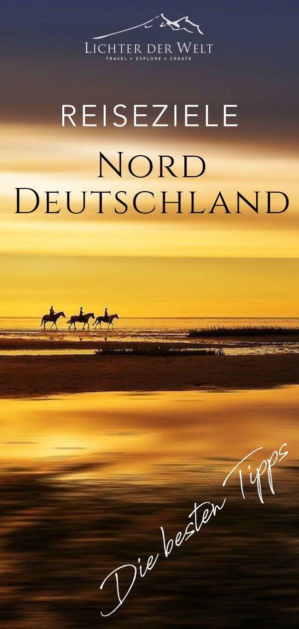 Reiseziele In Norddeutschland Diese Ecken Musst Du Entdecken In 2020 Reiseziele Reisen Reisen Deutschland