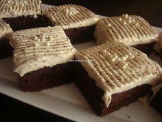 kahve kremalı kek