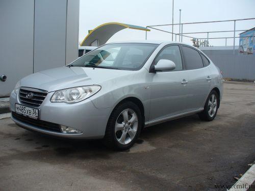 #Hyundai #Elantra 2010 г. в., седан, двигатель 1.6 л, 122 л. с., автомат, максимальная комплектация