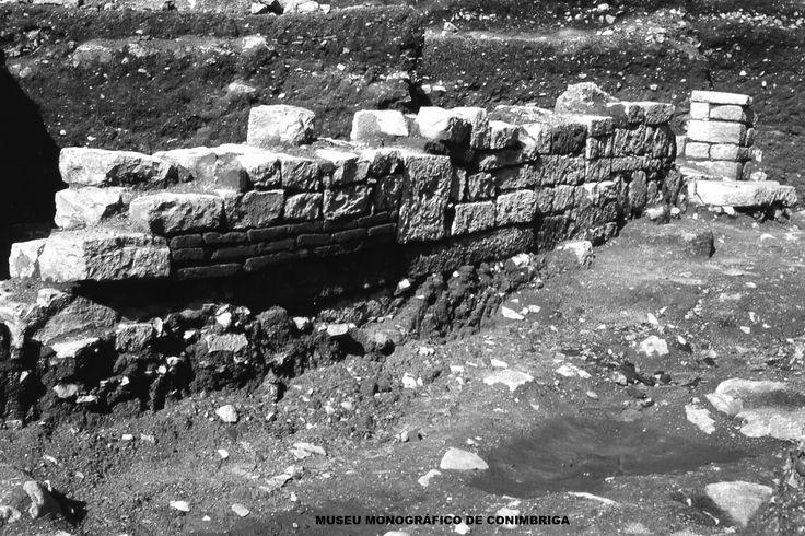 Muro da casa de Anderco, 1965