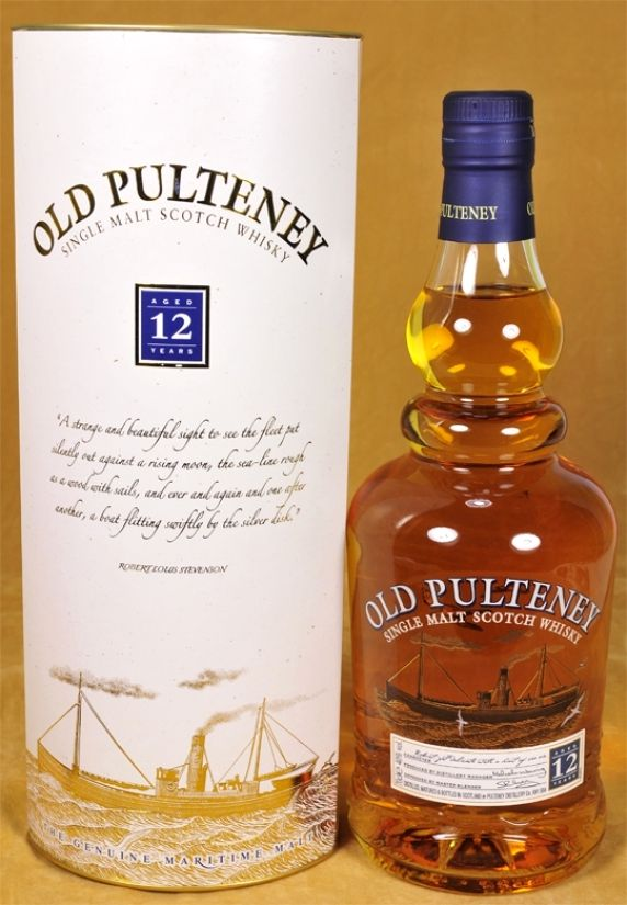 Old Pulteney Whisky 12 y.o.