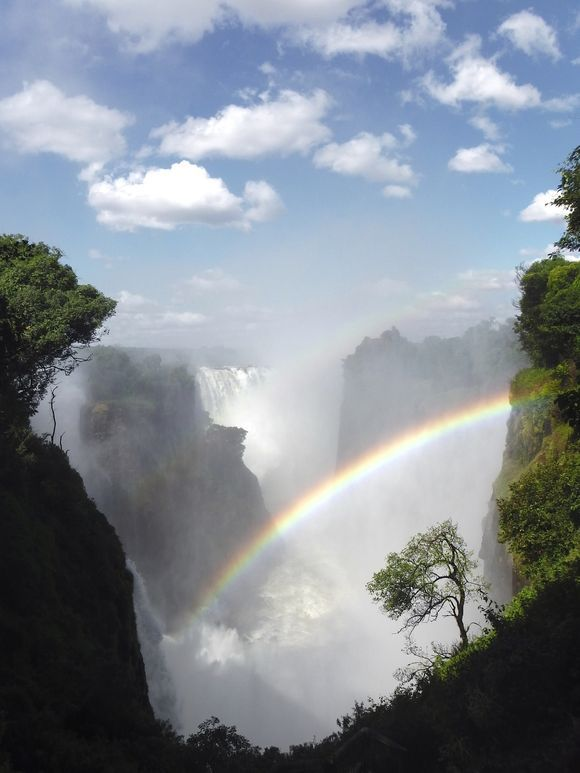 Thunderously Spectaculour Victoria Falls