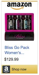 Bliss Go Pack Reviews weight loss product for women. Bliss Go Pack - Increase metabolism, burn fat, lose weight, boost thyroid and have more energy.