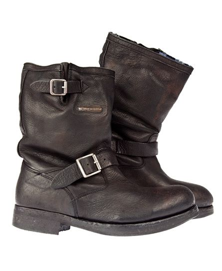 Superdry Richy Biker Boot