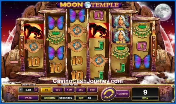 Spiele Moon Temple - Video Slots Online