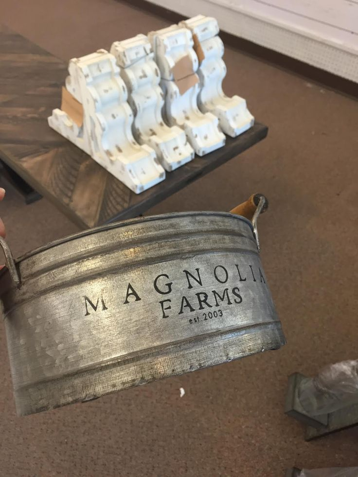 Where to buy Magnolia Farms decor for less