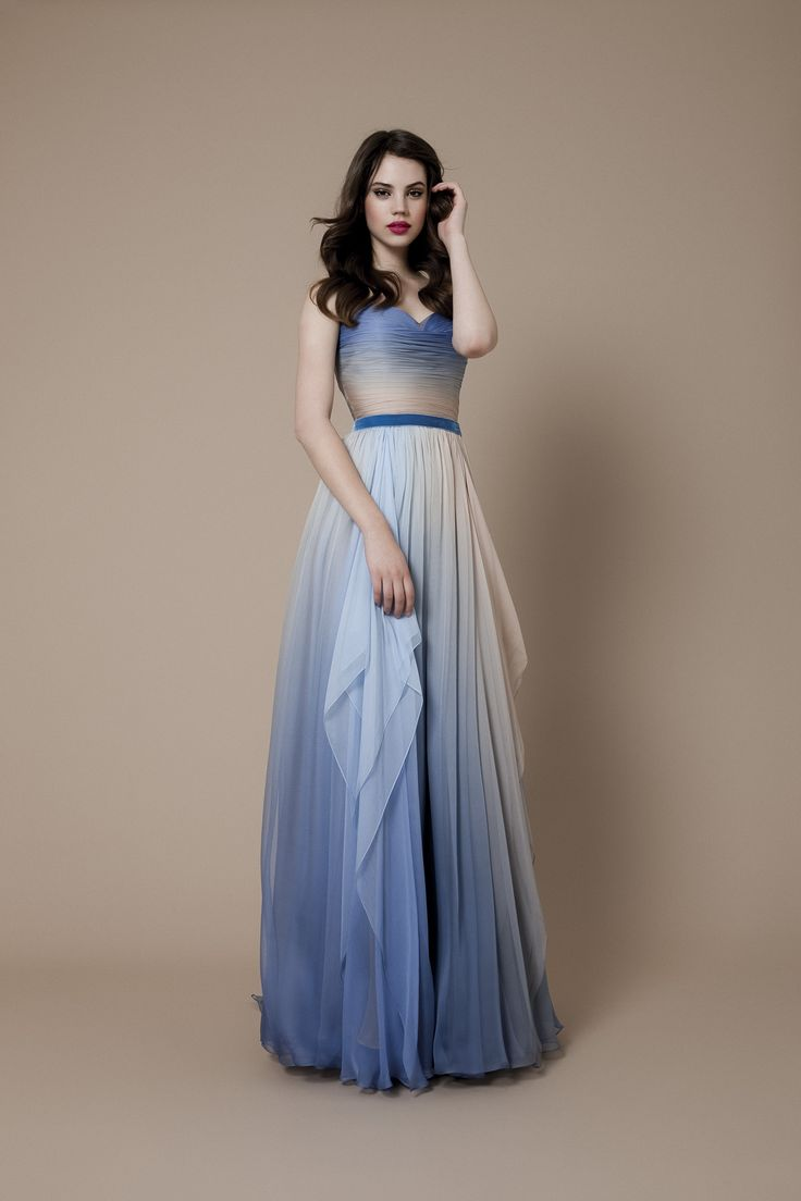 Daalarna Couture evening dress - NEW COLLECTION 2014
