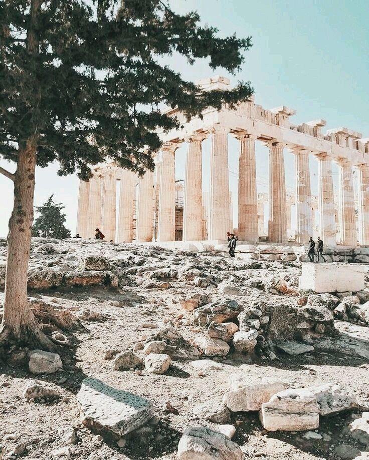 Athens, Greece by @christinatouloumtzidou #athens #greece