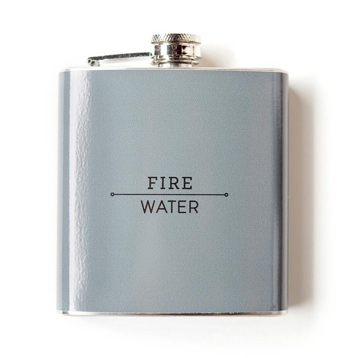 Fire / Water Flask