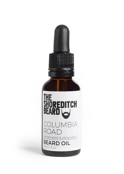 New! Columbia Road Beard Oil - The Shoreditch Beard - 2