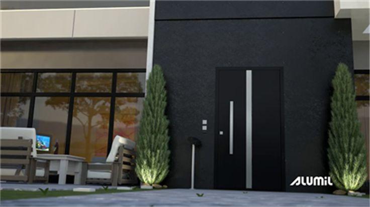 Supreme SD95 Entrance Door