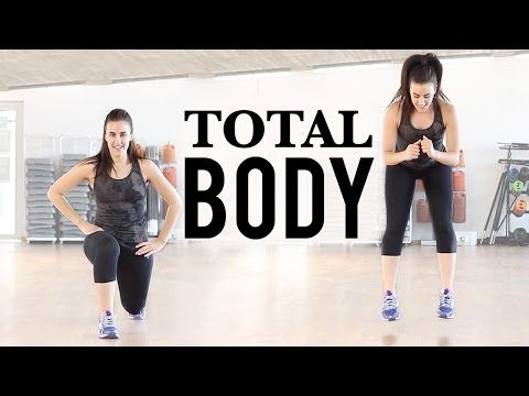 Total body Intenso | 15 minutos - YouTube