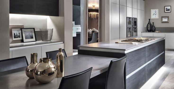 luxury modern kitchen by blu_line #southafrica #modernhome #kitchen