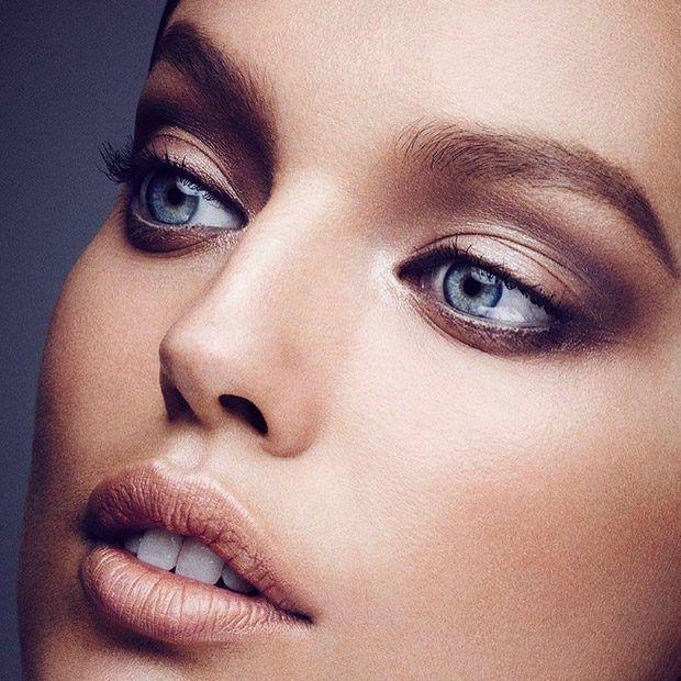 Supermodel Emily DiDonato Dazzles for Vogue Arabia Debut Issue