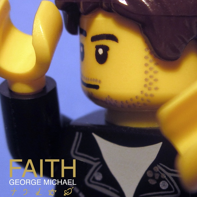 George Michael - Faith by pixbymaia | Flickr - Photo Sharing!