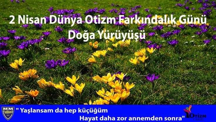 Gazete Duvar ///  Dünya Otizm Farkındalık Günü'nde doğa yürüyüşü