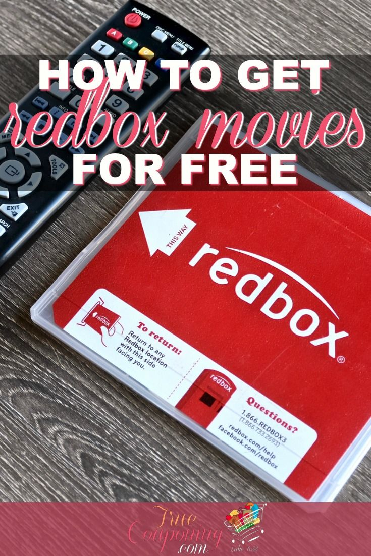 Our family loves getting FREE Redbox movie codes. It helps us stay on budget and up to date with the newest movies. #redbox #freemovies