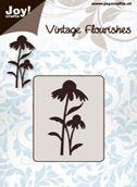 Joy Crafts - Die - Vintage Flourishes - Cutting Flowers