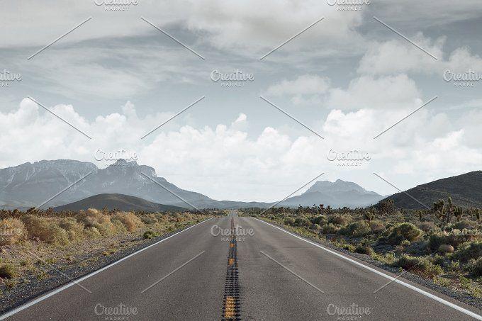 road by dmitryersler on @creativemarket