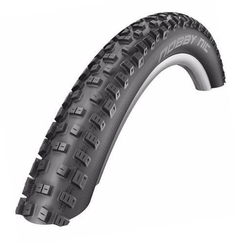 Schwalbe Addix Nobby Nic Snakeskin Performance Tubeless Folding Tire 26 x 2.25