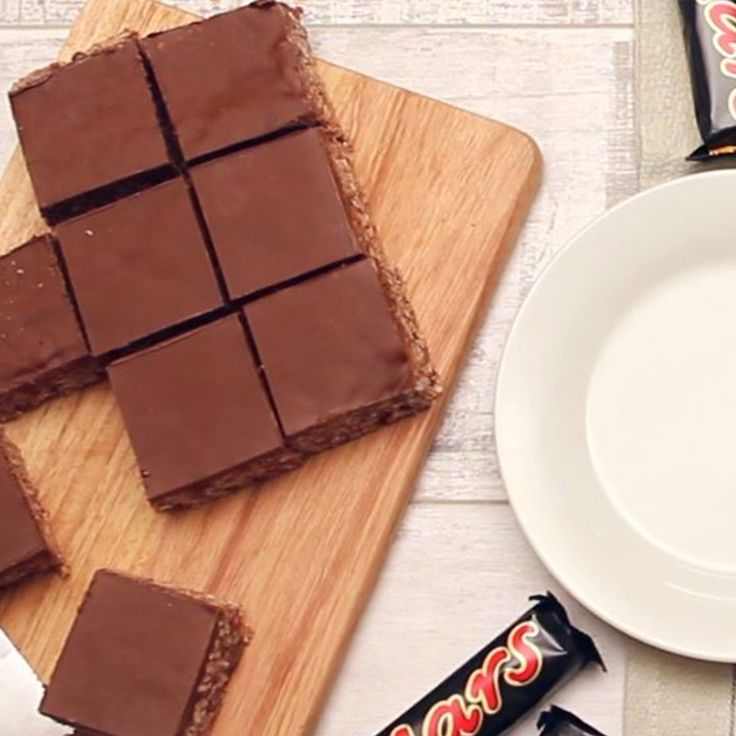 A Mars Bar Slice with over 90 reviews and 5 stars! Well done ten73.