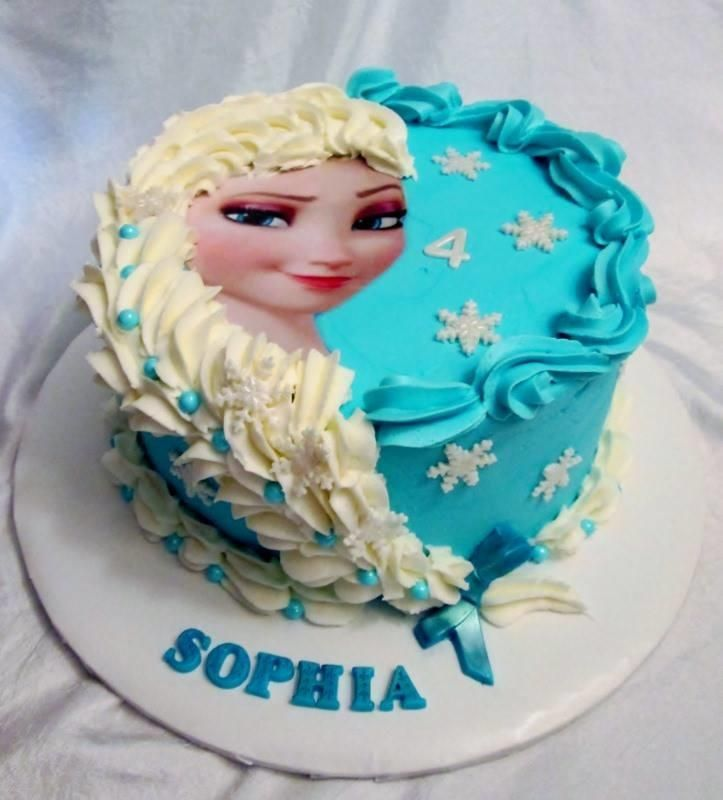 263 best CAKE FROZEN images on Pinterest Frozen cake Anniversary