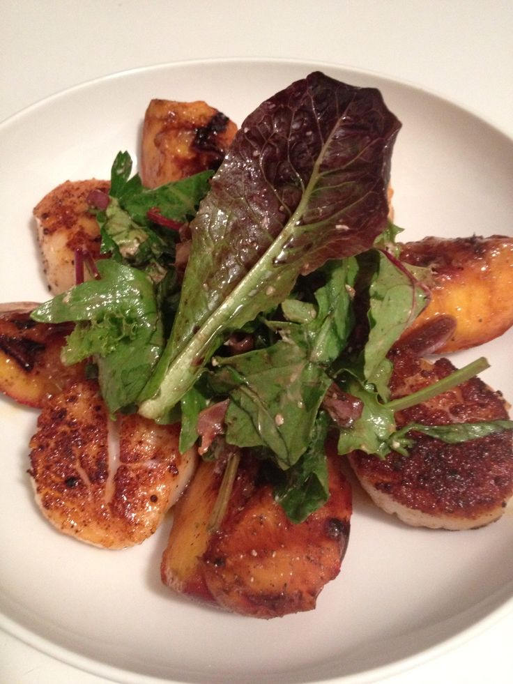 ... Seafood on Pinterest | Seared Scallops, Scallops and Chilean Sea Bass