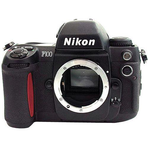 Nikon F100 35mm SLR Camera (Body Only) 1796 B&H Photo Video
