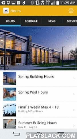 Montana State University Rec  Android App - playslack.com , Stay connected to the Marga Hosaeus Fitness Center on the Montana State University campus in Bozeman. Find building and pool hours plus the daily schedule of classes, intramurals, and events. Get instant notification of closures and cancellations and all the info you need to make court reservations, schedule massages and personal training, and join intramurals. One gym. One app. One less excuse.Download the MSU Rec app now and get…
