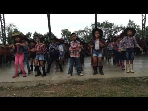 FUNKY COWBOY feat. Grade 1-FL's Cutie Cowboys and Cowgirls - YouTube