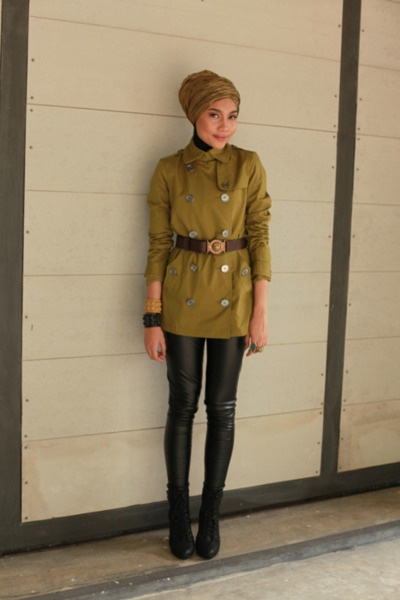 Yuna Zarai   Hijabstyle   Pinterest