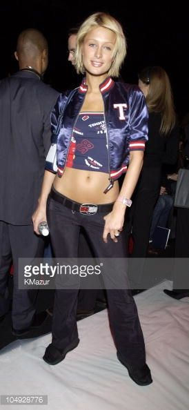 News Photo : Paris Hilton during Mercedes-Benz Fashion Week -...
