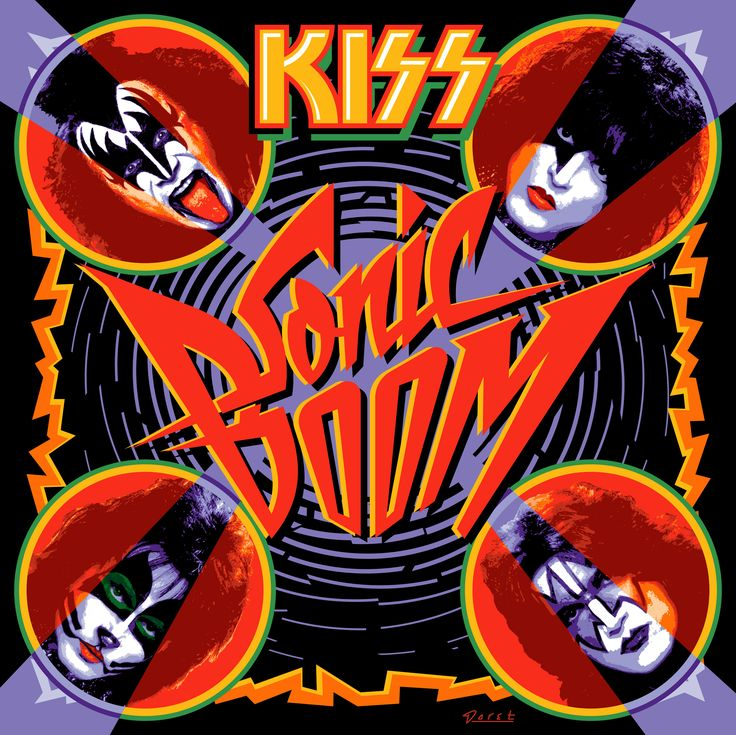 Kiss Sonic Boom (2009)