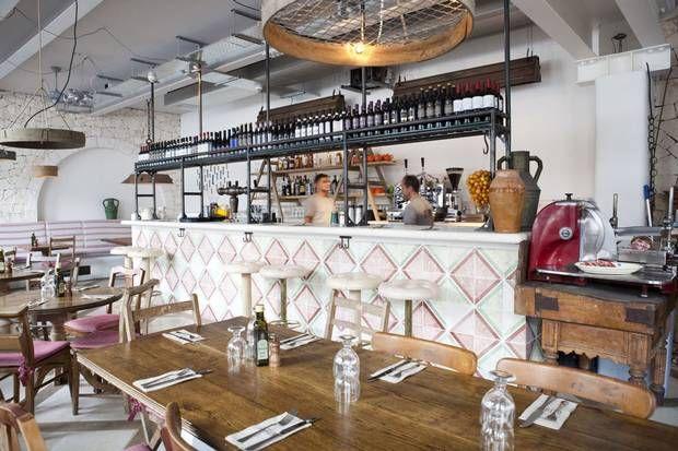 Ostuni Bar Ristorante - review - Restaurants - Going Out - London Evening Standard